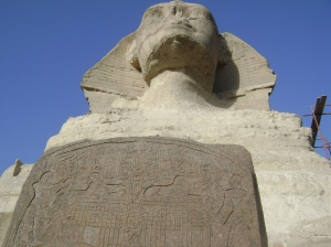 The Sphinx Stela