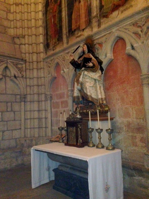 chapel of st. Theresa of Avila
