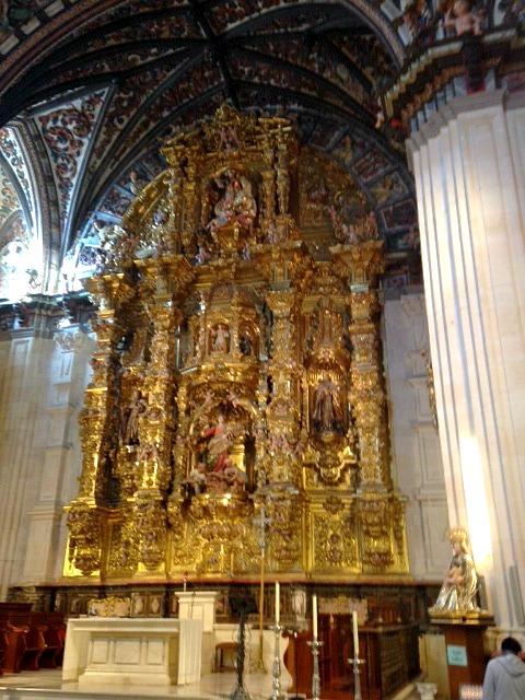 english mass altar