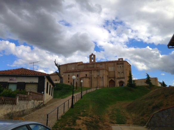 franciscan monestary outside