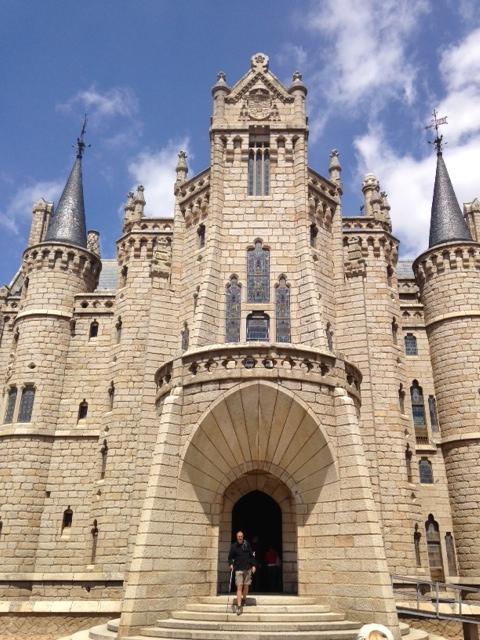 gaudi castle