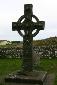 Celtic Cross   Islay Scotland