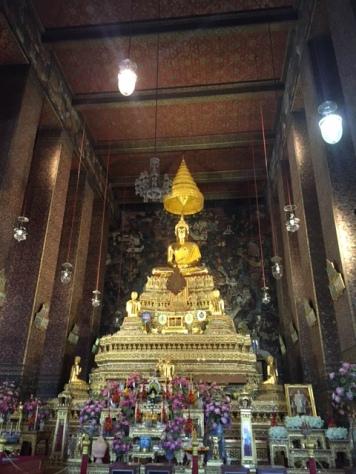 Wat Pho ubosot